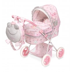 Składany wózek dla lalek Maria De Cuevas Toys 85034