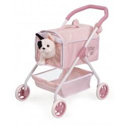 Wózek z zwierząt Little Pet De Cuevas Toys 86139