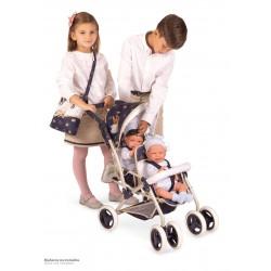 Podwójne składane krzesło Top Collection De Cuevas Toys 90332 | De Cuevas Toys