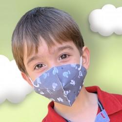 Higieniczna maska wielokrotnego użytku dla dzieci De Cuevas Toys Sky 105.10002