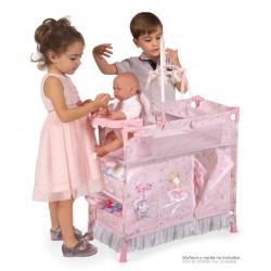 Składana szafka do przewijania lalek María De Cuevas Toys 53034 | De Cuevas Toys