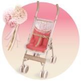 Krzesła dla lalek