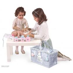 Koszyk Reborn dla lalek Martín DeCuevas Toys 53929   DeCuevas Toys