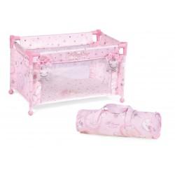 Łóżeczko dla lalek María DeCuevas Toys 50034