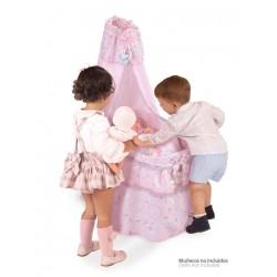 Łóżeczko dla lalek María DeCuevas Toys 51034 | DeCuevas Toys