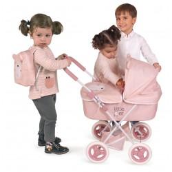 Składany wózek dla lalek Little Pet DeCuevas Toys 85039   DeCuvas Toys