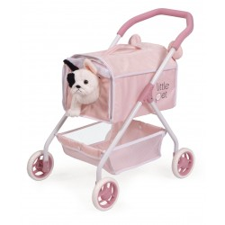 Wózek z zwierząt Little Pet DeCuevas Toys 86139