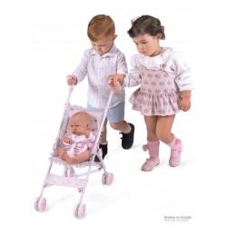 Wózek składany dla lalek María DeCuevas Toys 90034 | DeCuevas Toys