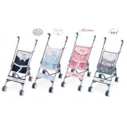 Składany wózek dla lalek Silla DeCuevas Toys 90096