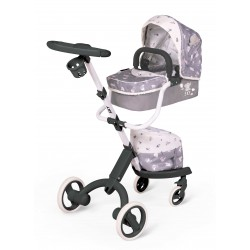 Wózek dla lalek Sky 3x1 DeCuevas Toys 81535
