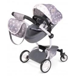 Wózek dla lalek Sky 3x1 DeCuevas Toys 81435