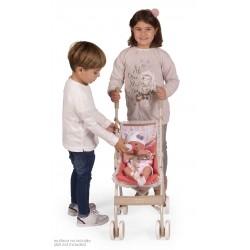 Martina DeCuevas Toys XL Krzesło składane lalki Koszyk 90133   DeCuevas Toys