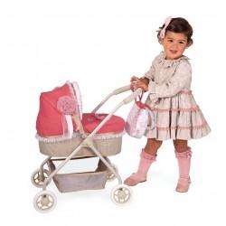 Samochód dla lalek Mój pierwszy wózek Martina Decuevas 86033 | DeCuevas Toys