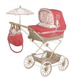 Składany wózek dla lalek Martina DeCuevas Toys 82033