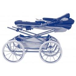 Składany wózek dla lalek Reborn Classic Romantic DeCuevas Toys 82037