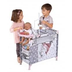 Składana szafka do przewijania lalek María DeCuevas Toys 53035 | DeCuevas Toys