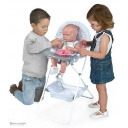 Składane krzesełko dla lalki Martin DeCuevas Toys 53229 | DeCuevas Toys