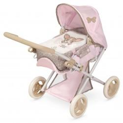 Składany samochód dla lalek 3x1 i krzesełko dla lalek Didí DeCuevas Toys 85143