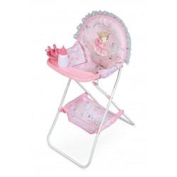 Składane krzesełko dla lalki María DeCuevas Toys 53234