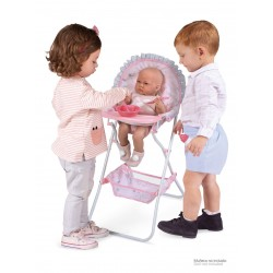 Składane krzesełko dla lalki María DeCuevas Toys 53234 | DeCuevas Toys