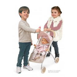 Krzesło dla lalek 4 koła Didi DeCuevas Toys 90543   DeCuevas Toys