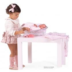Combi z akcesoriami dla lalek 4 w 1 María DeCuevas Toys 53534 | DeCuevas Toys